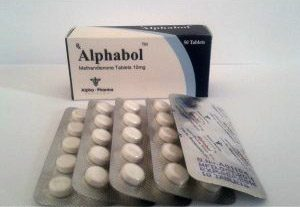 Alpha Pharma Alphabol