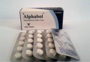 Alpha Pharma Alphabol
