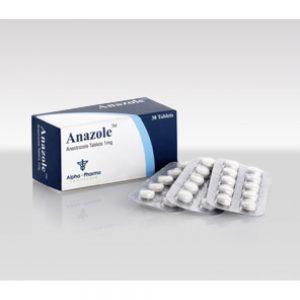 Alpha Pharma Anazole