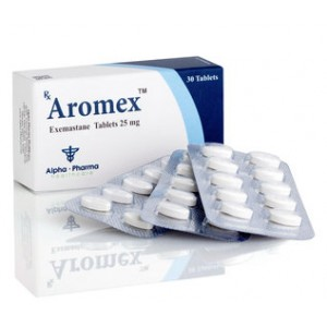 Alpha Pharma Aromex