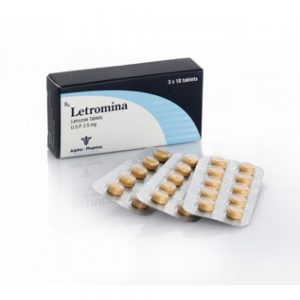 Alpha Pharma Letromina