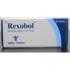 Alpha Pharma Rexobol-10