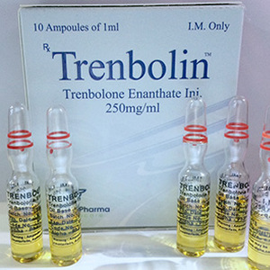 Alpha Pharma Trenbolin (ampoules)