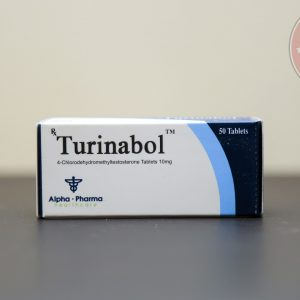 Alpha Pharma Turinabol 10