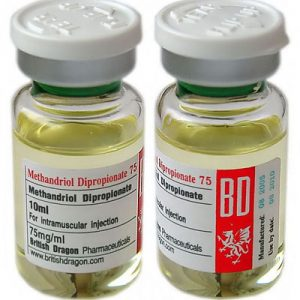 British Dragon Methandriol Dipropionate