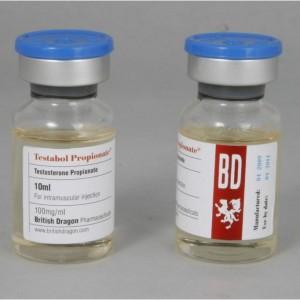 British Dragon Testabol Propionate