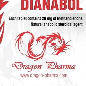 Dragon Pharma Dianabol 20