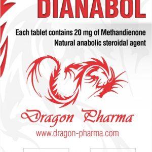 Dragon Pharma Dianabol 20