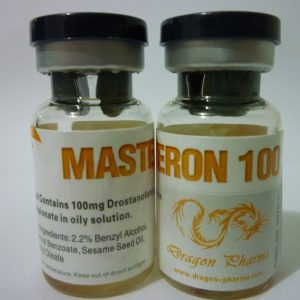 Dragon Pharma Masteron 100