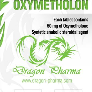 Dragon Pharma Oxymetholone