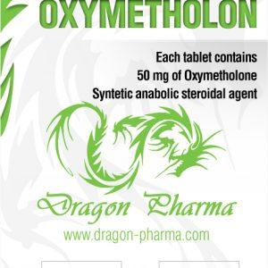 Dragon Pharma Oxymetholone