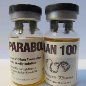 Dragon Pharma Parabolan 100