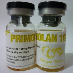 Dragon Pharma Primobolan 100