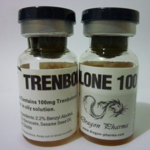 Dragon Pharma Trenbolone 100