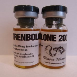 Dragon Pharma Trenbolone 200