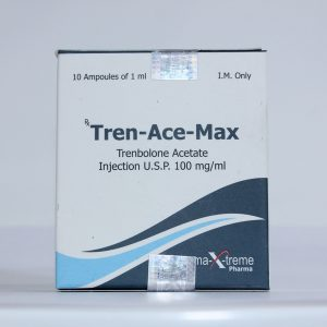 Maxtreme Tren-Ace-Max amp