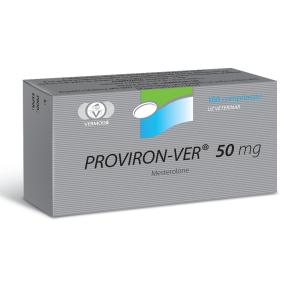 Vermodje Proviron-Ver