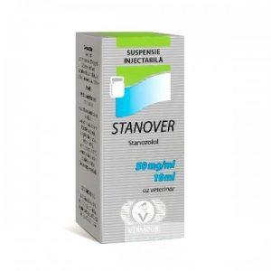 Vermodje Stanover vial.