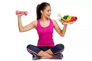 dieta musculacion mujer