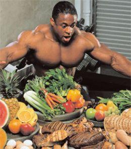 dieta volumen 4000 calorias