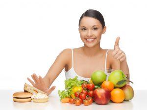 Dieta y ejercicios para perder 5 kilos en un mes
