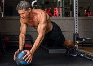 rutina musculacion 3 dias