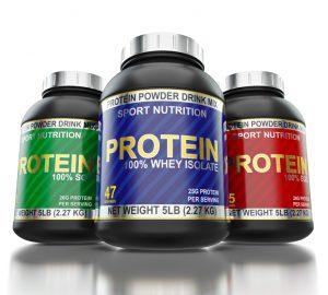 suplementos de proteinas