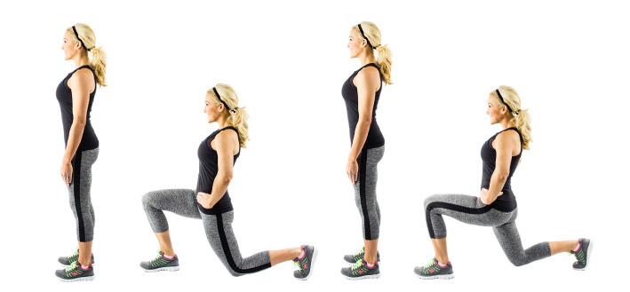 ejercicios flexores de cadera