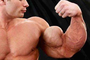 сómo bombear grandes bíceps