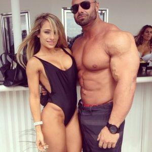 cuerpo muscular masculino